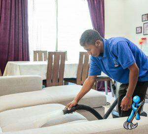 كيف تنظيف منزلك بسرعة