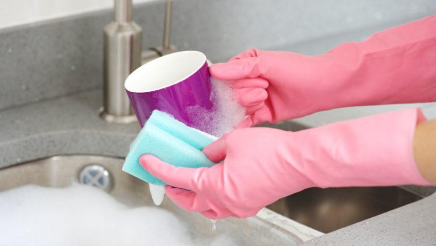افضل الطرق البسيطة لتنظيف المنزل